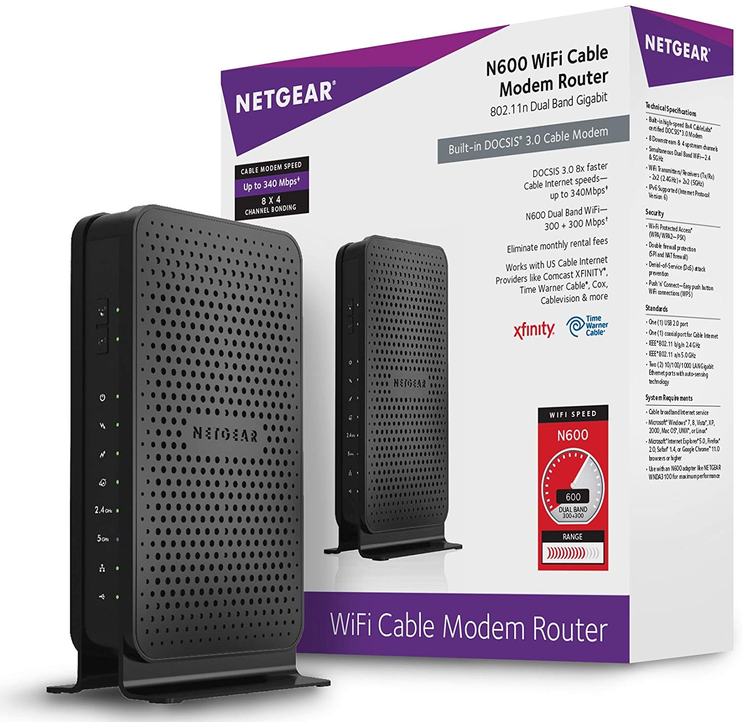 best cable modem for comcast in 2018 2017